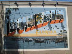 Dunedin, FL  Where my momma lives!
