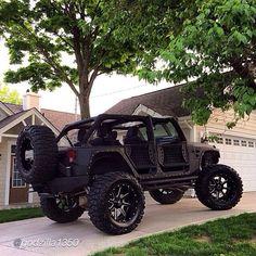 Ridonkulous Jeep