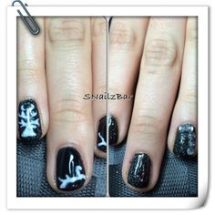 Lord of the Rings Nails