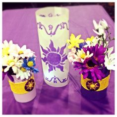 Rapunzel/ Tangled/ Princess Birthday Party Ideas   Photo 11 of 23   Catch My Party