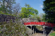 Japanese castles I've visited: #62 Morioka Castle in Iwate Prefecture. Only ruins are left, but the park is really beautiful! More about it here in my blog: http://zoomingjapan.com/travel/morioka-castle-site-park/