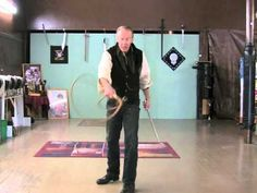 JAMES KEATING DEMONSTRATES COMPONENTS OF THE WHIP SEGMENT 2