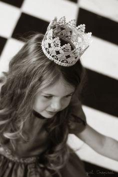 Tutorial coronas de princesas
