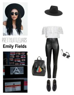 """""""Emily Fields"""" by sarah-who ❤ liked on Polyvore featuring rag & bone, Glamorous, Étoile Isabel Marant, Abercrombie & Fitch, Converse, Rebecca Minkoff, women's clothing, women, female and woman"""