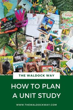 Magic Treehouse, How To Start Homeschooling, Study Planner, Unit Studies, Special Needs Kids, Homeschool Curriculum, Fun Learning, Preschool Activities, The Unit
