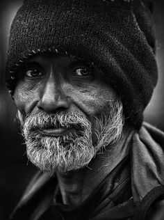 People Photography l Black and White
