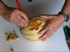 Intaglio frutta