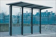 Design Museum. | David Mellor was born on this day in 1930. His designs include this 1959 bus shelter #DesignandDesigners