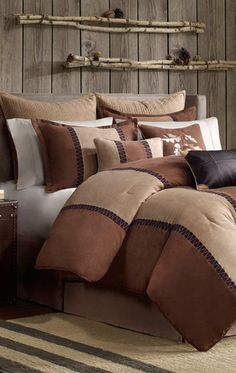 Woolrich River Run Bedding Collection
