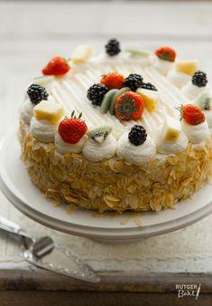 No-bake cheesecake van Ottolenghi Cookie Recipes, Keto Recipes, Baking Bad, Sweets Cake, Pie Cake, Dessert Bread, Cupcake Cookies, Cupcakes, High Tea