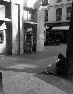Violaine Coudurier - Marche à l'ombre  #ChocUrbain #Concours #Photos #ISCOM