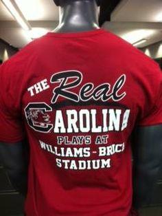 We are Carolina!