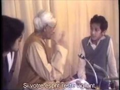 Krishnamurti - Ne pas devenir mécanique (Rester vivant, apprendre)