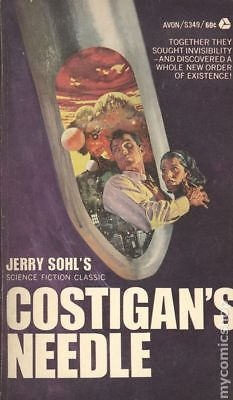 Costigan's Needle by Jerry Sohl Good 1968 Vintage Paperback