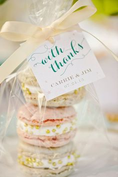 11 Super Creative Wedding Favor Ideas. To see more: http://www.modwedding.com/2014/01/09/11-super-creative-wedding-favor-ideas/ #wedding #weddings