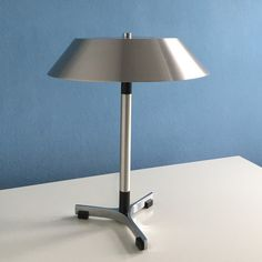 For sale through VNTG: President Desk Lamp from the sixties by Jo Hammerborg for Fog & Mørup | #60954