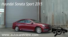 Hyundai Sonata Sport Car 2015 Review Part 3 Here's a feature I really like if