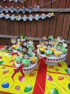 El chavo del ocho cakes