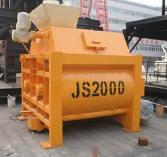 Large concrete mixers for sale have high mixing efficiency and output, we provide large cement mixer for sale at favorable price, contact us to get details! Types Of Concrete, Mix Concrete, Civil Construction, Construction Machines, Technology Support, Concrete Mixers, Hydraulic Cylinder, Water Conservation, Water Supply