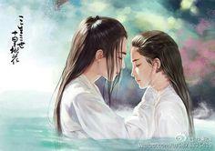 三生三世十里桃花 Chinese Art