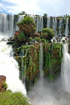 50 Most Beautiful Places In The World - Page 7 of 23 - The Crazy Tourist Iguazu Falls, Argentina – Brazil Brazil Vacation, Brazil Travel, Mexico Travel, Puerto Iguazu, Argentina Travel, South America Travel, Beautiful Places In The World, Chiang Mai, Wonders Of The World