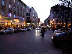 Feilitzschstraße in Altschwabing
