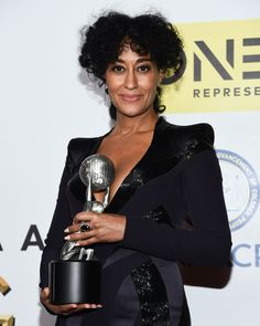 Manespiration: 47th NAACP Image Awards #TraceeEllisRoss #NAACPImageAwards #NaturalHair