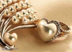 pearl hearts