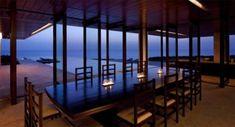 Interior Exterior, Exterior Design, Malibu Beach House, Concrete Jungle, Dining Room Design, Dining Rooms, Dining Area, Dominican Republic, Beautiful Homes