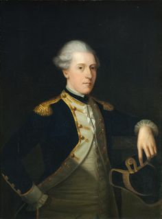 CAPTAIN THE HON JOHN TOLLEMACHE, RN (1744-1777), English School, c1777, in the Great Hall at Ham House, Richmond-upon-Thames. ©National Trust Images/John Hammond