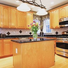 for New listing: 3 Bedroom, 2.5 Bath, beautiful kitchen and pool. #realestate #forsa...