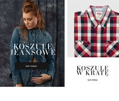 #jeanspl #fallwinter14 #fall #winter #autumn #autumnwinter14 #onlinestore #online #store #shopnow #shop #fashion #shirt #jeans #krata #denim #check #leviscollection #levis