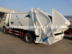 Waste Transfer Station, Rubbish Truck, Garbage Collection, Industrial, Packers, Html, Community, Industrial Music