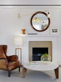 #Chimeneas  #Fireplace  #decor #living #salón