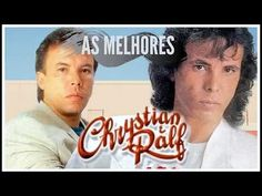 CHRYSTIAN E RALF As Melhores - Sucessos Inesquecíveis - YouTube Canal E, Invite Your Friends, Youtube, Musicals, Videos, Mousse, Dallas, Miss You Songs, Music For Relaxation