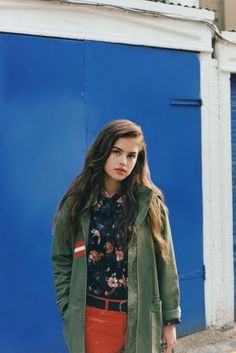 Topshop Taps Lily Jean Harvey For SS17 | British Vogue