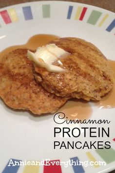 Cinnamon Protein Pancakes Looking for high protein breakfast ideas to serve the kids? These cinnamon protein pancakes are yummy and filling and above all — easy! Protein Pancakes, Breakfast Pancakes, Breakfast Time, Breakfast For Kids, Breakfast Ideas, Breakfast Recipes, Breakfast Dishes, Dairy Free Recipes, Baby Food Recipes