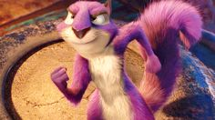 3. The Nut Job 2: Nutty by Nature $8.3M #FansnStars