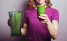 You wouldn't believe it, but you may have over 33 pounds of toxic waste matter in your colon! And this green flax smoothie is just the recipe to help get rid of it.