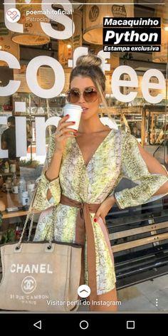 Chanel, Wrap Dress, Formal Dresses, Book, Fashion, Instagram Bio, Overall Shorts, Block Prints, Dresses For Formal