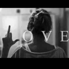 "F*ck Love. Not the real kind; the unauthentic/abusive ""love"" that causes you to forget you have a purpose & an identity."
