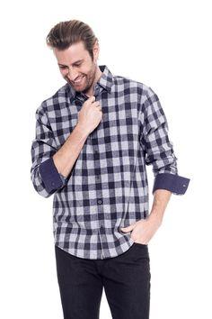 Millican Check Cotton-Linen Shirt