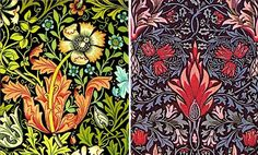 William Morris Fabrics and Wallpapers | Pattern: William Morris with a Twist