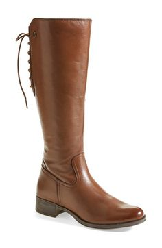 Bussola 'Sara' Riding Boot (Women) available at #Nordstrom