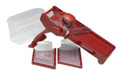 Kitchenaid Classic Mandoline Slicer, Red KitchenAid,http://www.amazon.com/dp/B005D6G5HS/ref=cm_sw_r_pi_dp_wHbDtb19QR8JHV3W