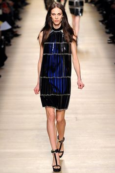 Paco Rabanne Fall 2012 Ready-to-Wear Fashion Show Collection