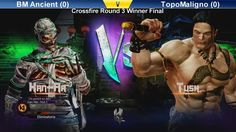 Crossfire Round 3 Killer Instinct Winner Final - BM Ancient (Kan-Ra, Aga...
