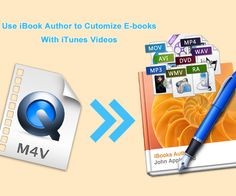 Use iBook Author to Customize E-books With iTunes Videos