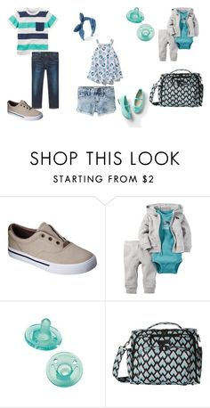 """""""Kids"""" by balletrose ❤ liked on Polyvore featuring Carter's, Gucci and Ju Ju Be"""