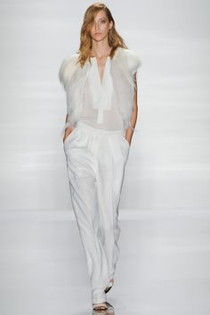 J. Mendel Spring 2012 Ready-to-Wear Collection Slideshow on Style.com